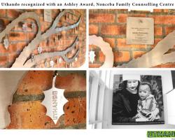 An Ashley Award for Uthando – Nonceba Family Counselling Center