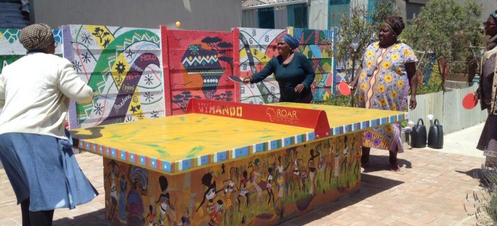 roar africa table tennis