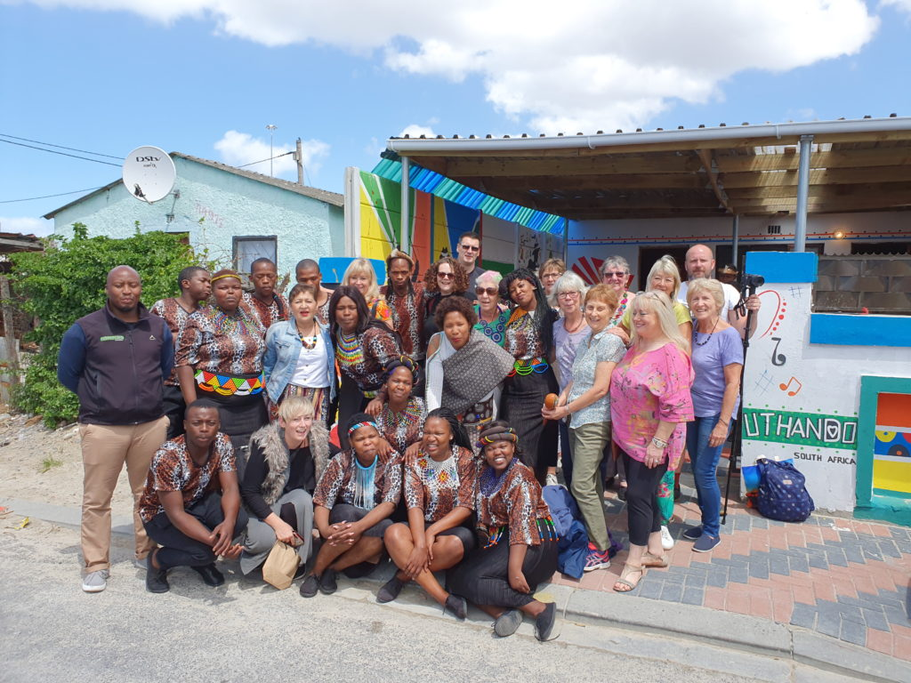 Wild Voice Adventures musical day with Uthando