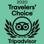 Tripadvisor 2020 Traveller's choice