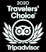 TripAdvisor travellers choice award 2020