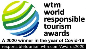 Responsible tourism awards Africa 2020 winner